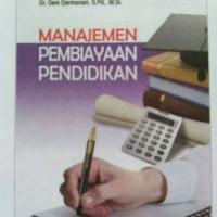 Manajemen Pembiayaan Pendidikan*Akdon