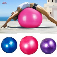Jual Gym ball alat fitnes Bola Yoga Pilates Fitness Gym Ball 65 CM termurah Murah