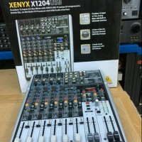 MIXER BEHRINGER XENYX X1204