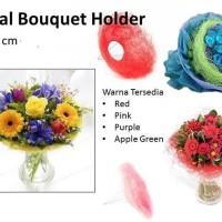 Sisal Bouquet Holder (Bunga)