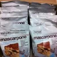 MASCARPONE CHEESE 250GR diimport dari New Zealand halal