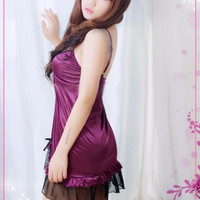 DISTRO lingerie sexy nightdress kado ulang tahun,kado untuk suami