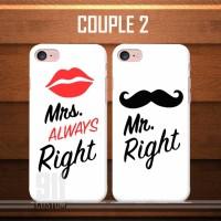 Case Iphone 7, Iphone 5 Iphone 6,6+,5s,7+ COUPLE 2PCS
