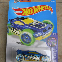 Mainan Anak hot wheels 2016 B spectyte blue (ACR 101)
