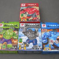 mainan anak lego drago 864A-D hulk clear (ACR 101)