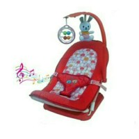 Babyelle Fold Up Infant Seat (Bouncher) -Harga Hot...