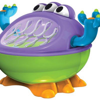 Nuby Monster Snack Keeper Tempat Snack Bayi Anak -New