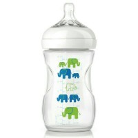 Avent Botol Susu Natural 260Ml Elephant Series -Good Quality