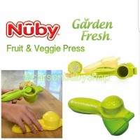 Nuby Garden Fresh Food Baby Press/Baby Food Maker -Best Seller...