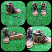 harga Sepatu Boots Tali Anak Laki Laki Tokopedia.com