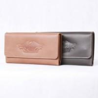 Dompet panjang pria / wanita kulit asli Harley Davidson DA-05