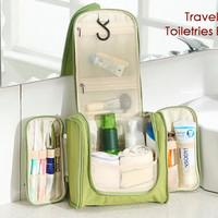 1m4 Travel Toiletries Bag (Tas untuk tempat kosmetik & perlengkapan ma