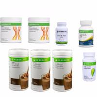 Herbalife#Shake#Herbal#PAKET IBU MENYUSUI-- COKLAT