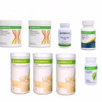 Herbalife#Shake#Herbal#PAKET IBU MENYUSUI-- VANILA