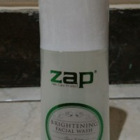 Jual Sabun Pencerah Wajah (ZAP Brightening Facial Wash) Murah
