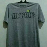 Tshirt/Baju/Kaos DISTRO BRANDS HEYHO keren Terlaris