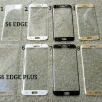 Jual TEMPERED GLASS FULL SAMSUNG S6 EDGE AND S6 EDGE PLUS Murah