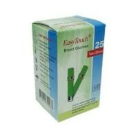 Jual Strip Glucose Easy Touch (Strip Alat Cek Gula Darah) Murah