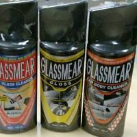 Jual Glassmear - Pembersih Jamur Mobil Paket lengkap Murah
