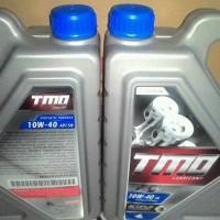 Oli Mobil Toyota TMO SAE 10w40 Kemasan Galon