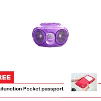 harga Philips Boombox Az215 Gratis Multifunction Pocket Passport Murah Bagus Tokopedia.com