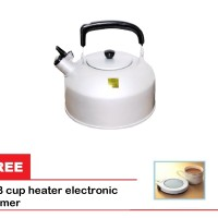 Maspion Teko MG 5823 Gratis USB cup heater electronic Murah dan Bagus