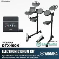 DRUM ELEKTRIK YAMAHA DTX400K / ELECTRIC / ELECTONIC DRUM KIT / DTX 400