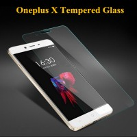 Anti Gores Kaca Bening Kuat Premium Screen Guard Protector Oneplus X