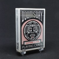 Kartu Sulap (Koleksi) | Bicycle Doomsday Silver Gilded Limited Edition