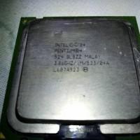Jual Intel Pentium 4 Processor 524 supporting HT Technology Murah