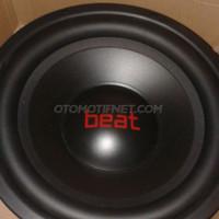 Subwoofer Audio Mobil Sound Quality Crescendo Beat