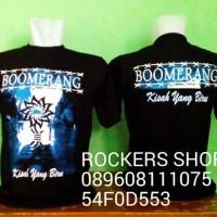 harga Kaos Boomerang Kisah Yang Biru Tokopedia.com