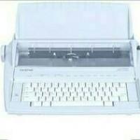 TYPEWRITER BROTHER GX-6750#READY