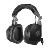 Mad catz PC MCZ F.R.E.Q.4D Headset - Black