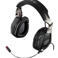 Mad catz PC MCZ F.R.E.Q7 Headset- Mattle black