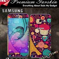 bPremium Garskin Samsung A7 2017 custom & macam tipe hp lainnya