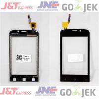 Touchscreen / Ts Advan S3D / S3E Black