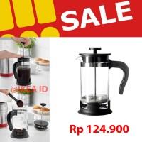IKEA UPPHETTA Coffee / Tea French Press 0.4 L, Pembuat kopi/ teh