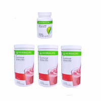 Promo herbalife#toserasera#herbal#shake----( 3 BERRY + 1 CELL U LOSS )