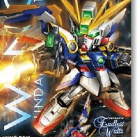 SD BB 366 Wing Gundam EW