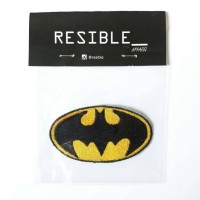 Batman patch emblem bordir badge