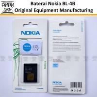 Baterai Nokia 7070 7370 7373 7500 N76 Prism BL4B BL-4B Original Batre