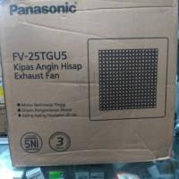 EXHAUST FAN PANASONIC FV25TGU (10 IN)