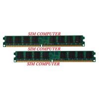 4GB 2x2GB PC2-6400 DDR2-800MHz Desktop Memory 240PIN FOR AMD