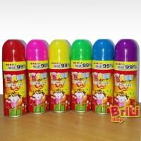 String Spray | String Party | Semprotan Jaring Benang