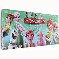 Jual MONOPOLI GAME MONOPOLY JUNIOR FROZEN FEVER Murah