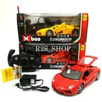 Mobil Remote Control Lamborghini Aventador Scale 1 : 18