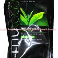 Mutouch Goat's Milk With Green Tea Refill Sabun Cair Isi Ulang 800ml