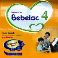 Harga nutrucia bebelac 4 susu bubuk untuk anak 3 6 tahun rasa madu   Pembandingharga.com