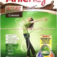 Anlene Actifit Coklat Susu Anline Susu Tinggi Kalsium Untuk 19-50thn